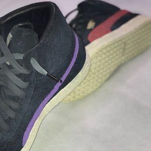 Alife x Puma suede hi top. Brand new .Size 10 NWT